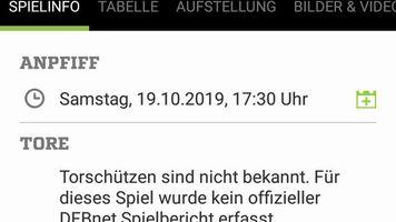 B Junioren Verbandsliga Sudwest B Junioren 2019 2020