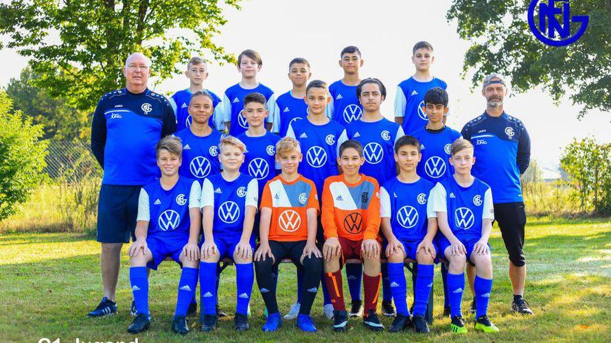 Fc Germ 09 Niederrodenbach C Junioren