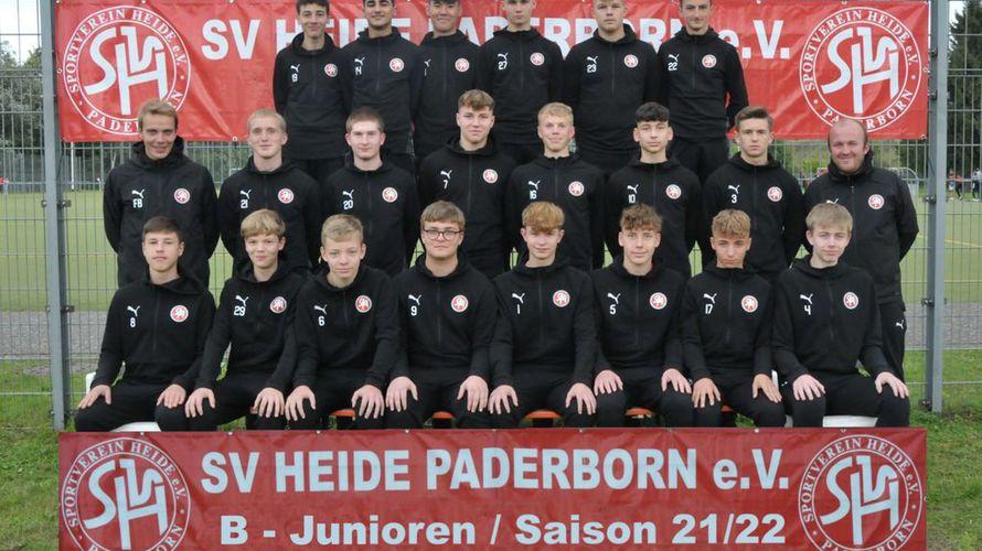 Sv Heide Paderborn B Junioren