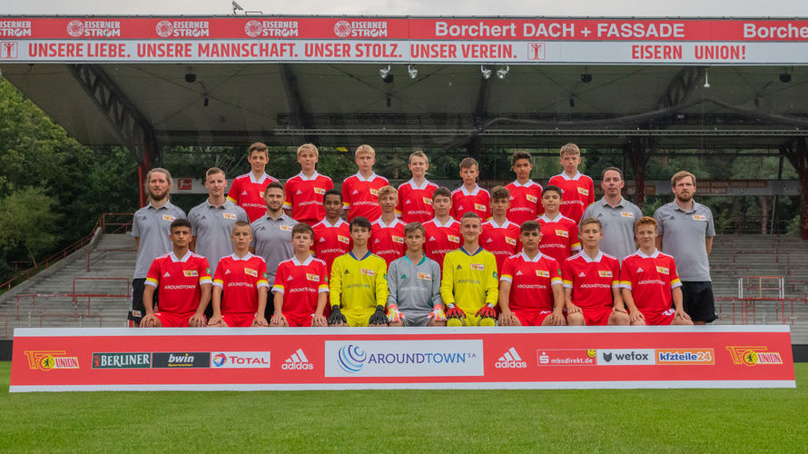 1fc Union Berlin C Junioren