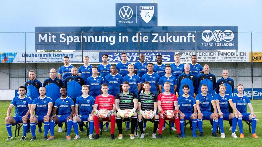 Bsv Kickers Emden Herren
