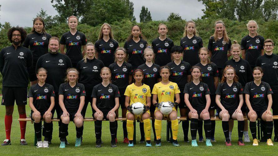 Eintracht Frankfurt U15 C Juniorinnen